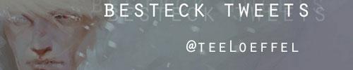 Banner Besteck auf Twitter
